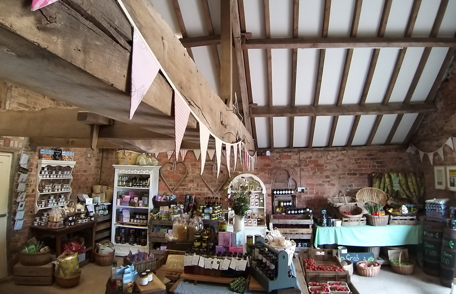 Our Farmshop