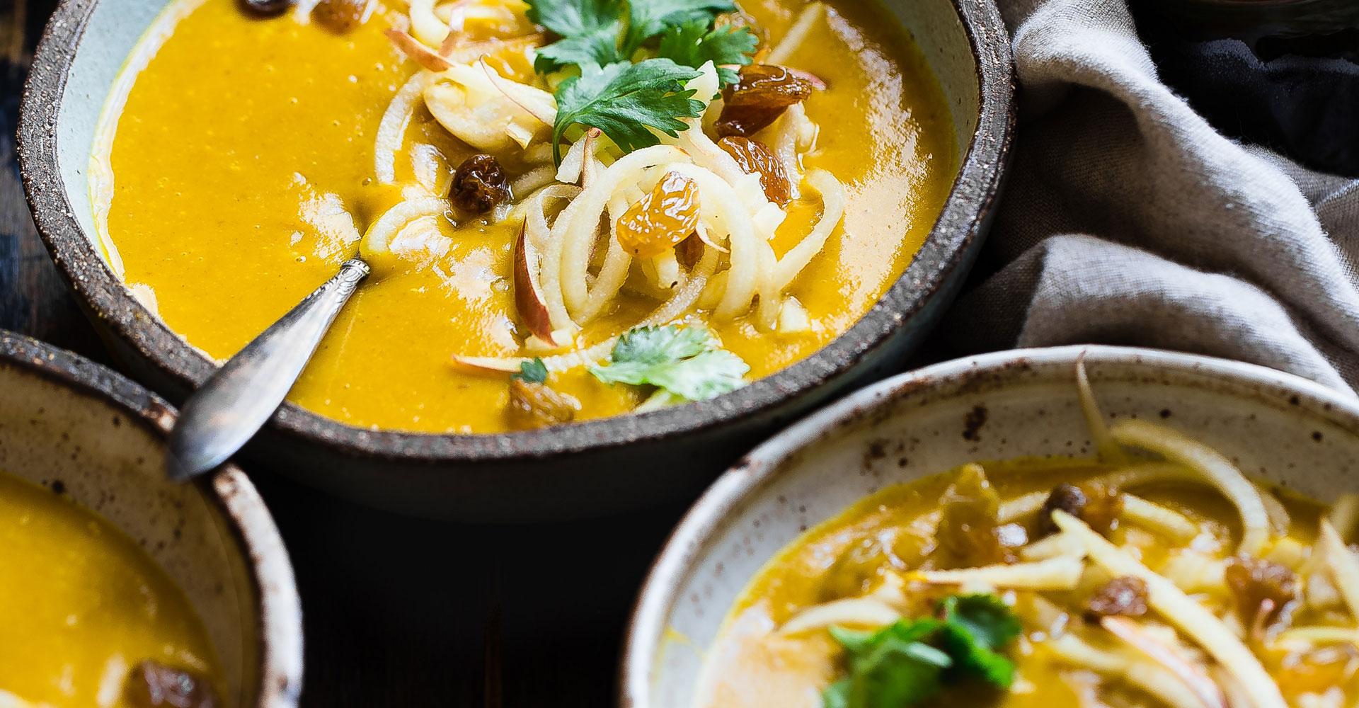 Curry and Carols Festive Feast